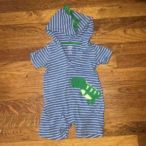 Boys 12 month onesie